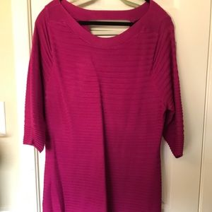 Lane Bryant sweater dress