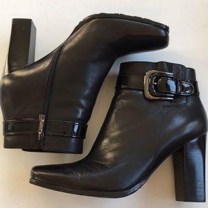 EUC Via Spiga leather boots
