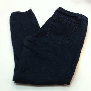 Forever 21 dark skinny jeans j