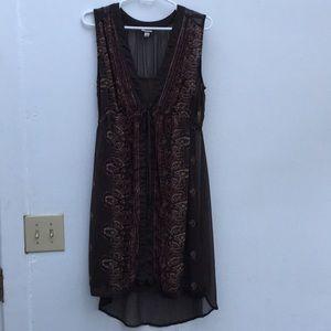 Boho Merona Dress