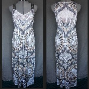 Apt. 9 Sublimation Maxi Dress