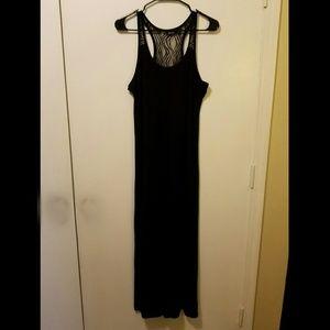 Apt. 9 Black Maxi Dress