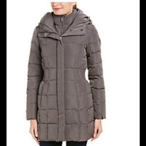 Cole Haan Signature Hooded Down Coat