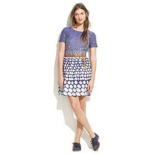 Madewell Dotted Songbird dress