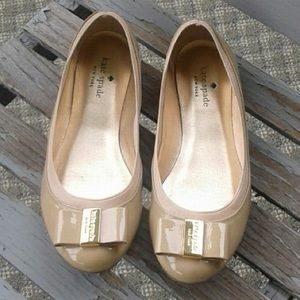 Kate Spade Nude Flats Size 7