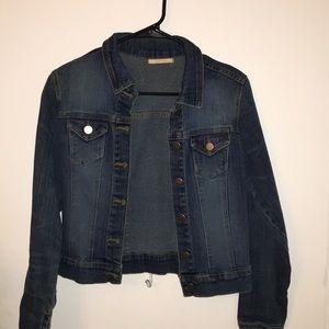 90s denim jacket excellent condition forever21