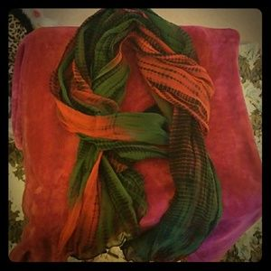 Accessories - 💕Multi colored women's scarf💕