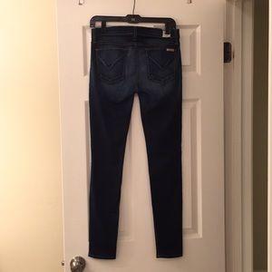 Hudson Jeans Krista Super Skinny Dark Wash 27
