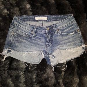 Bullhead Demin Short Shorts