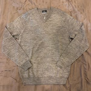 NWT Nike Golf Merino Wool Blend Sweater Sz Medium