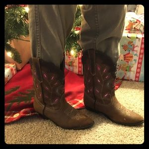 Other - Girl's sz 3 cowboy boots 🤠