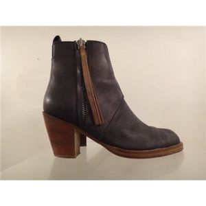 Acne Pistol ankle boots