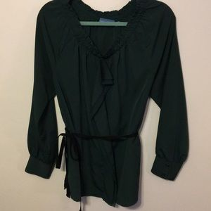 Simply Vera, Vera Wang - long sleeve blouse