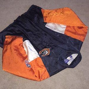 Official NFL Chicago Bears vintage jacket sz L XL