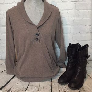 Banana Republic Cowl Neck pullover