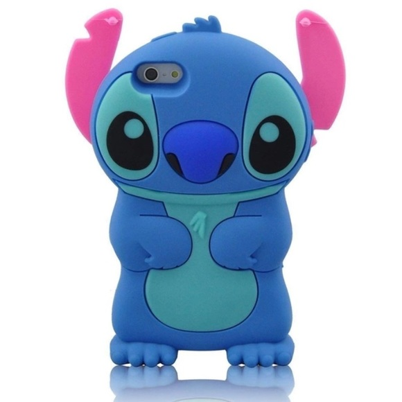 Stitch silicone case for iPhone 6/ 6s