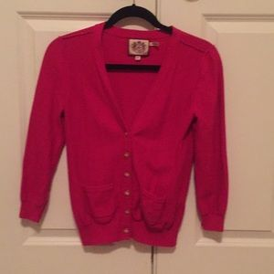 Juicy Couture cardigan sweater