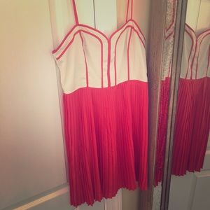 Urban Outfitters Coincidence+Chance Pleated Dress