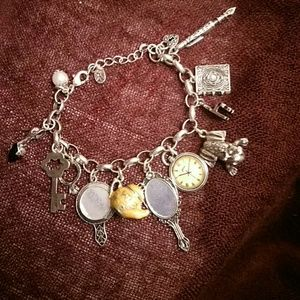 Jewelry - Fairytale themed charm bracelet
