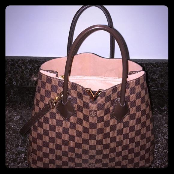 5c0a18c25b87 Louis Vuitton Handbags - Authentic Louis Vuitton Damier Kensington