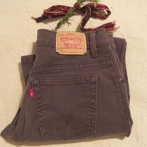 Levi's 550 Denim Boot Cut Jeans