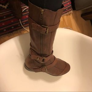 Perfect brown riding boots
