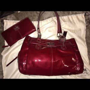 Coach Chelsea Jayden E/W satchel
