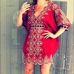 Runway collection designer dress