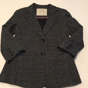 Anthropologie Cartonnier lined blazer, size M