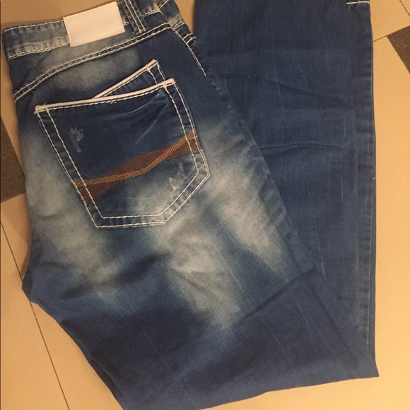 Onwijs Smog Jeans | High Contrast Wash | Poshmark ML-16