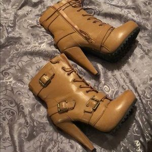 New boots from Charlotte Russe size 7