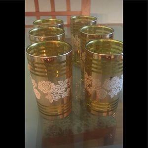 Other - Beverage glasses ( Set of 6)