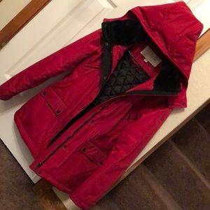 Jessica Simpson winter coat