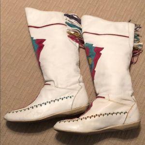 LJ Simone 80s boots