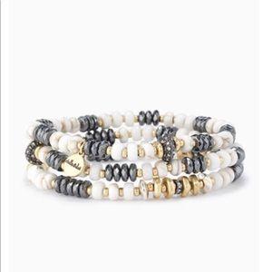 Stella & Dot Nomad Stretch Bracelets