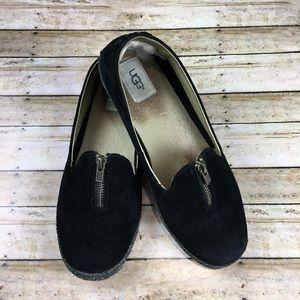 UGG Selarra Slip-on Flat Loafer Shoe
