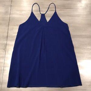Alice and Olivia- Blue- Fierra Dress