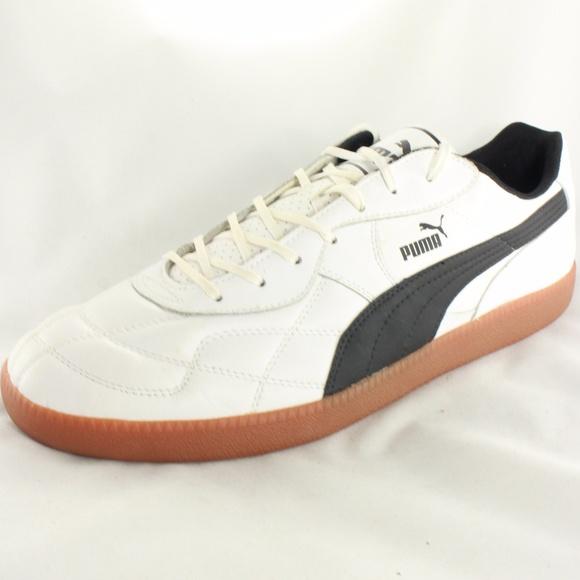 705eb925aa6519 NEW PUMA Esito Classic Sala Soccer Shoes. M 5a2dbb5541b4e0239400b57a