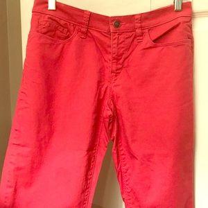 Ann Taylor LOFT Modern Skinny Pink Pants Size 28/6