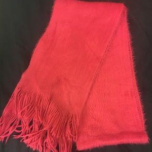 Pink Nordstroms scarf