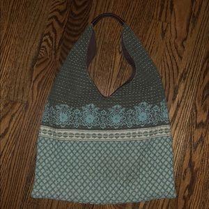 American Eagle cloth shoulder bag