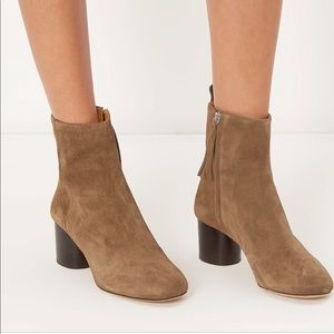 Isabel Marant Deyissa Boots Brown