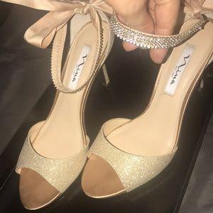 8 Nina dress sandals