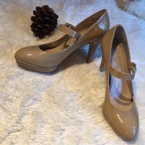 FRANCO SARTO heels in beige