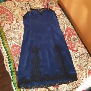 Vintage Style Slip Dress