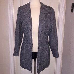 Coldwater Creek Long blazer jacket coat