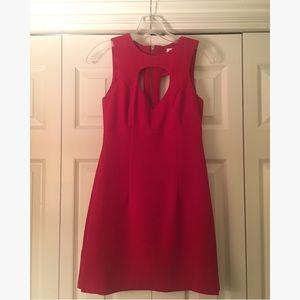 Red BCBG Dress