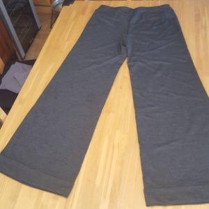 NWT Dark Gray Tweed CityKnit Pant from NY&Co