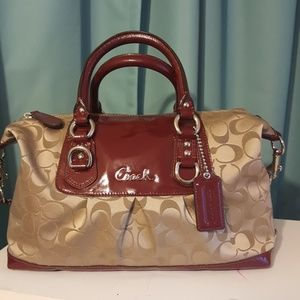 Coach medium size bag