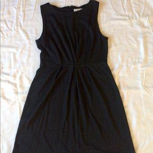 Merona Houndstooth Sleeveless Dress Size Large